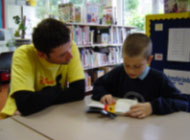 Reading Together Around the World - England