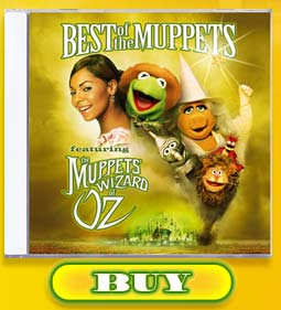 Muppets Halfway Down The Stairs