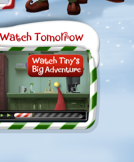 Watch Tiny's Big Adventure - Coming Tomorrow, December 8 on Disney.com/PrepAndLanding