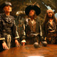 """The adventurers assemble for their voyage to the edges of the Earth -- and beyond -- in """"Pirates of the Caribbean: At World's End."""""""