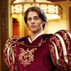 James Marsden in full princely regalia.
