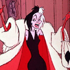 Cruella may be a baddie, but she was also a lifesaver for Disney animation.