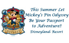 This Summer Let Mickey's Pin Odyssey Be Your Passport to Adventure!