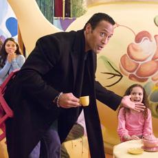 Who doesn't love Disney? The Rock is a big fan.