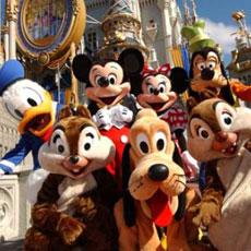 Thankful at Walt Disney World