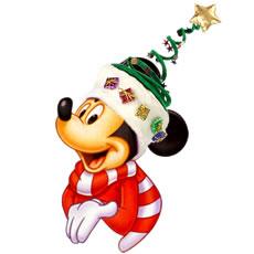 Mickey's Holiday Hat!