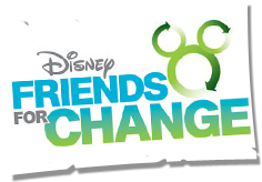 Disney Friends For Change - Project Green - Helping Kids Help The Planet